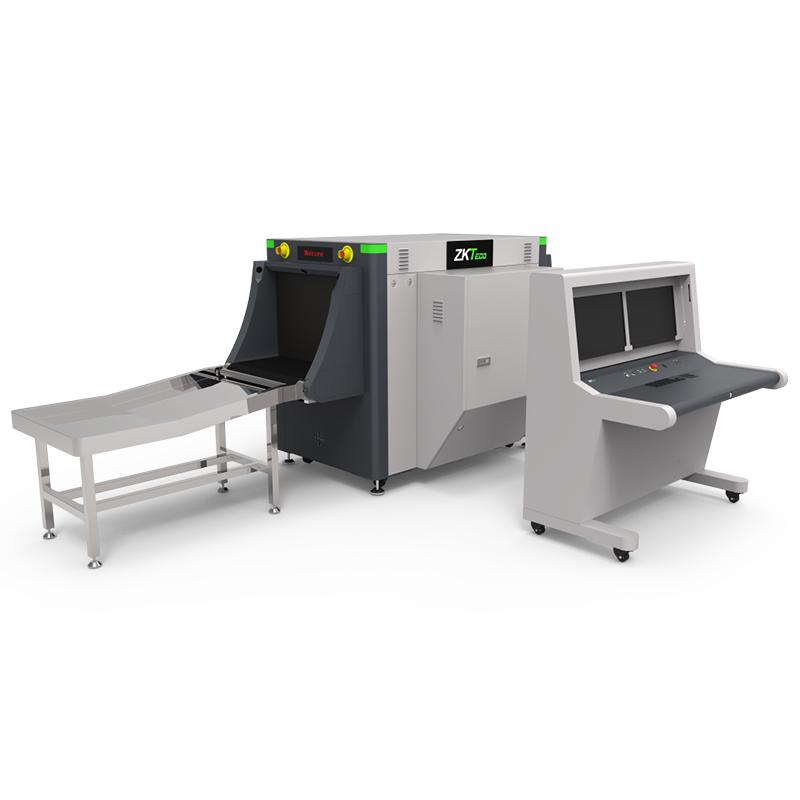 中控智慧ZKX6550D双源双视角安检机