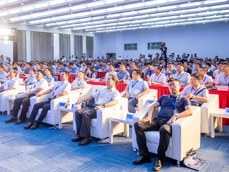 2019年政法展研讨会现场