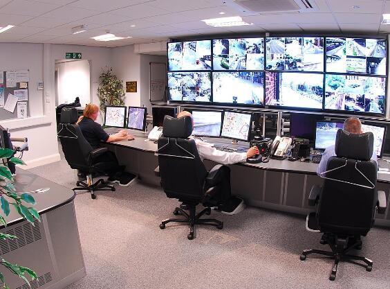 罗定市公共视频监控系统建设
