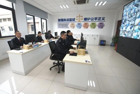 张家港市检察院驻公安执法办案中...